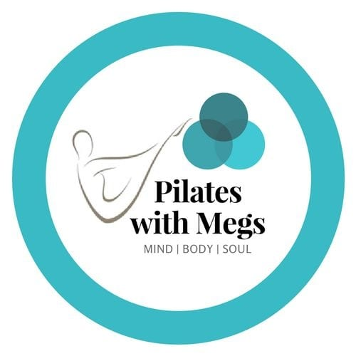 Pilates with Megs Logo